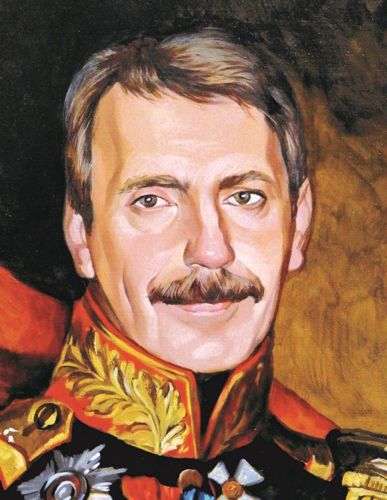 портрет маслом по фото Липецк