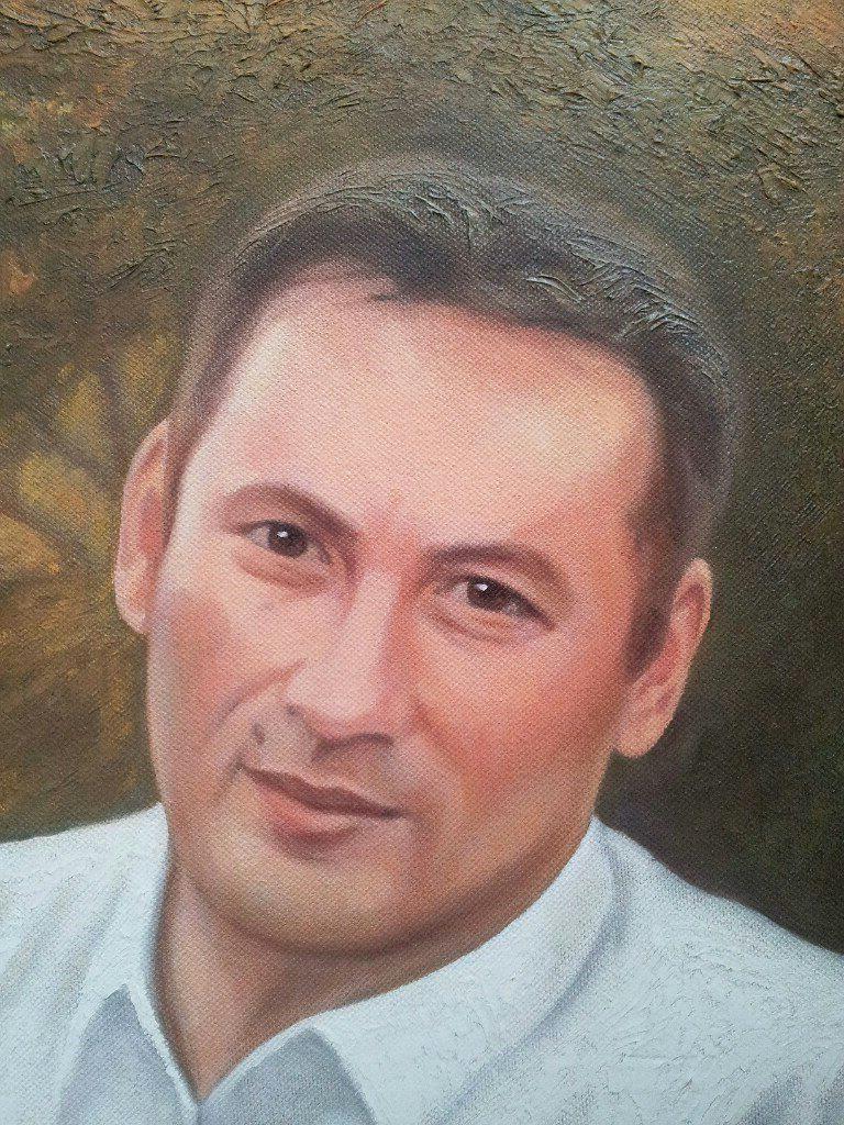 где заказать семейный портрет маслом в Липецке