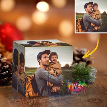 Фотокубик трансформер, купить в подарок Липецк